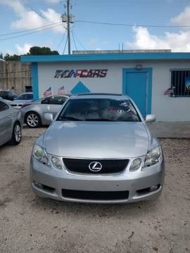 2006 Lexus GS 300 for sale at IRON CARS in Hollywood FL