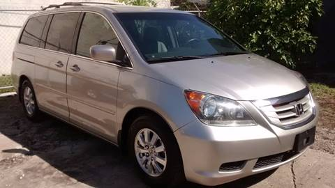 2008 Honda Odyssey for sale at IRON CARS in Hollywood FL