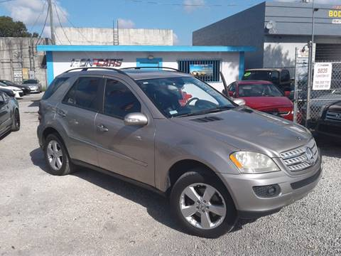 2006 Mercedes-Benz M-Class for sale at IRON CARS in Hollywood FL