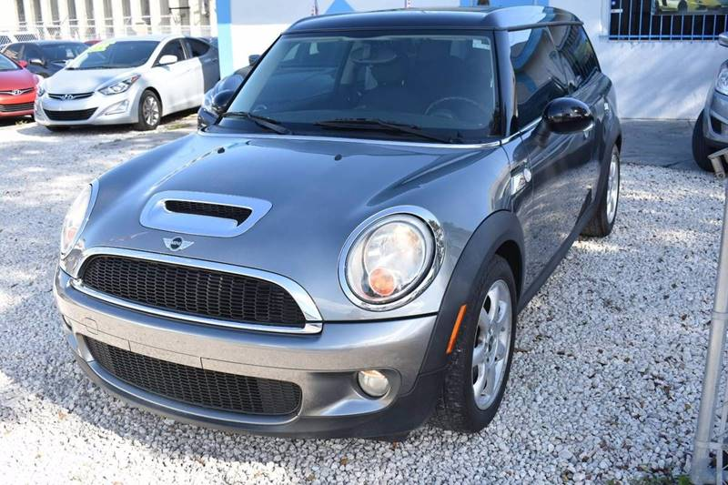 2010 Mini Cooper Clubman S 3dr Wagon In Hollywood Fl Iron Cars