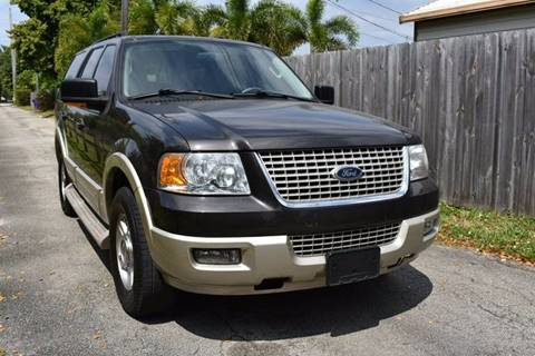 2005 Ford Expedition for sale at IRON CARS in Hollywood FL