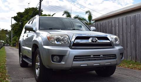 2008 Toyota 4Runner for sale in Hollywood, FL