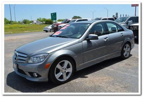 2010 Mercedes-Benz C-Class for sale in Abilene, TX