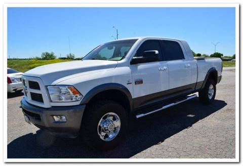 2011 RAM Ram Pickup 3500 for sale in Abilene, TX