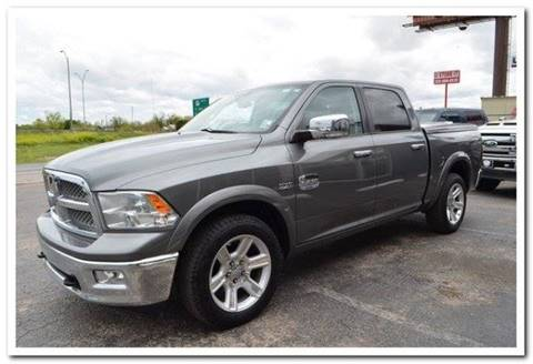 2012 RAM Ram Pickup 1500 for sale in Abilene, TX
