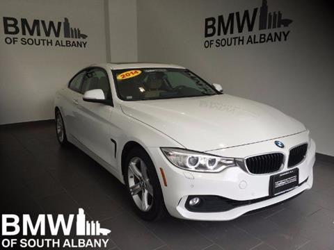 2014 BMW 4 Series for sale in Glenmont NY