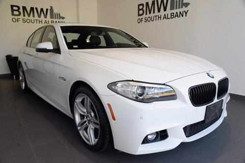 2015 BMW 5 Series for sale in Glenmont, NY