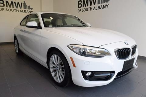 2016 BMW 2 Series for sale in Glenmont NY