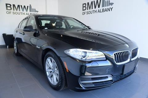 2014 BMW 5 Series for sale in Glenmont NY