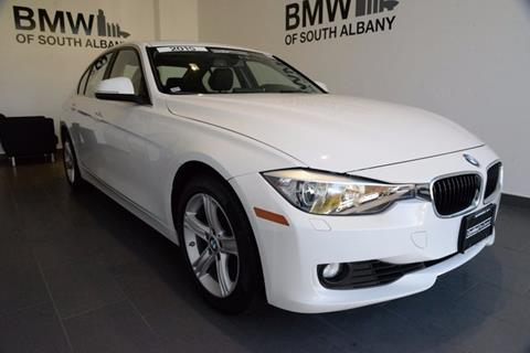 2015 BMW 3 Series for sale in Glenmont NY