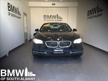 2014 BMW 5 Series for sale in Glenmont, NY