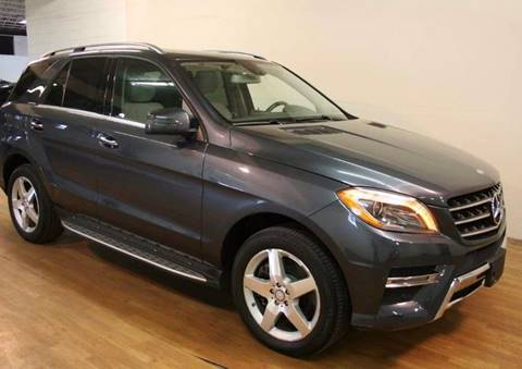 2014 Mercedes-Benz M-Class for sale in Hackensack, NJ