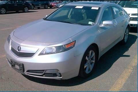 2013 Acura TL for sale in Teterboro, NJ