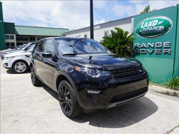 2017 Land Rover Discovery Sport for sale in Metairie, LA