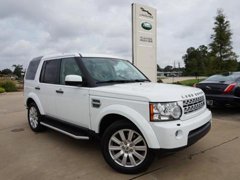 2013 Land Rover LR4 for sale in Metairie, LA