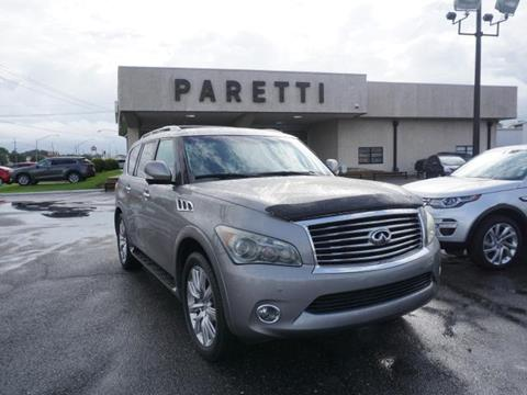 2011 Infiniti QX56 for sale in Metairie, LA