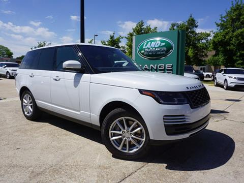 2018 Land Rover Range Rover for sale in Metairie, LA