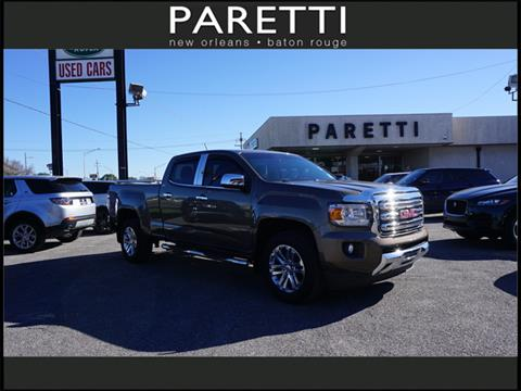 2016 GMC Canyon for sale in Metairie, LA