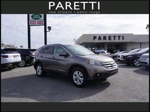 2013 Honda CR-V for sale in Metairie, LA