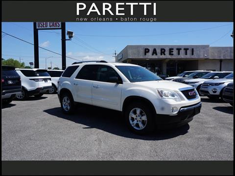 2012 GMC Acadia for sale in Metairie, LA