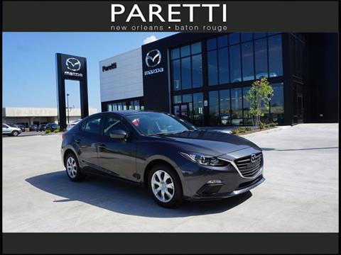 2016 Mazda MAZDA3 for sale in Metairie, LA