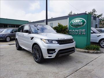 2017 Land Rover Range Rover Sport for sale in Metairie, LA
