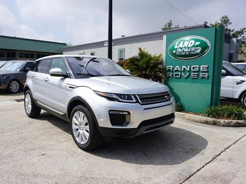 2017 Land Rover Range Rover Evoque for sale in Metairie, LA