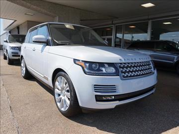 2017 Land Rover Range Rover for sale in Metairie, LA