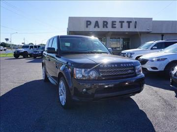 2012 Land Rover Range Rover Sport for sale in Metairie, LA