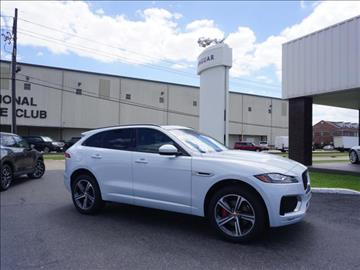 2017 Jaguar F-PACE for sale in Metairie, LA