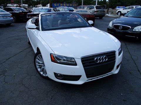 2012 Audi A5 for sale in Islip, NY