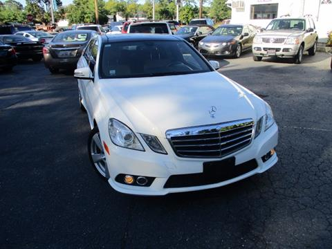 2010 Mercedes-Benz E-Class for sale in Islip, NY