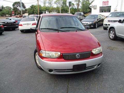 2002 Mercury Villager for sale in Islip, NY