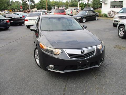 2011 Acura TSX for sale in Islip, NY