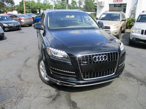 2014 Audi Q7 for sale in Islip, NY