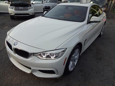 2015 BMW 4 Series for sale in Islip, NY