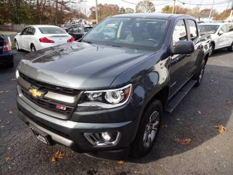 2017 Chevrolet Colorado for sale in Islip, NY