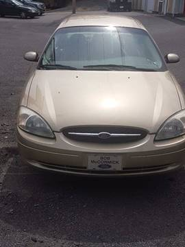 2001 Ford Taurus for sale in Lewistown, PA