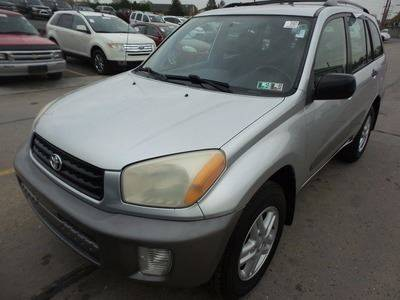 2002 Toyota RAV4 for sale in Lewistown, PA