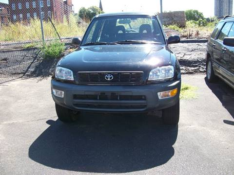 1998 Toyota RAV4 for sale in Springfield, MA