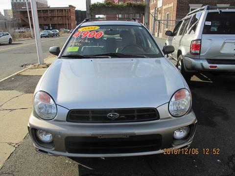 2003 Subaru Impreza for sale in Springfield, MA