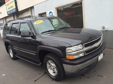 2005 Chevrolet Tahoe for sale in Bristol, CT