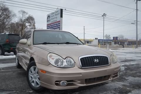 2005 Hyundai Sonata for sale in Benton Harbor, MI