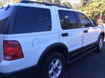 2003 Ford Explorer for sale in Ottsville, PA