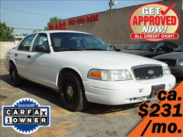 2010 Ford Crown Victoria for sale in Yorba Linda, CA