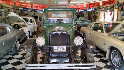 1926 Chevrolet C/K 20 Series