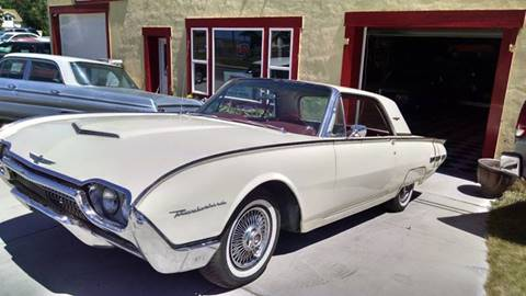 1962 Ford Thunderbird for sale in Spangle, WA