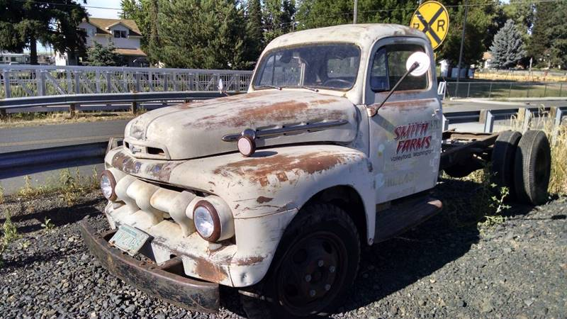 1952 ford f 6 in spangle wa retro classic auto sales. Black Bedroom Furniture Sets. Home Design Ideas