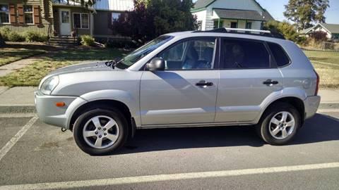 2007 Hyundai Tucson for sale in Spangle, WA