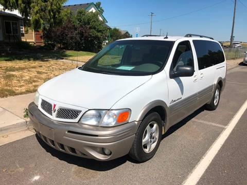 2005 Pontiac Montana for sale in Spangle, WA